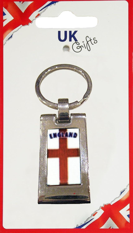 最新な Keyring Gift England George Cross Shield England Words Cross Pinch Metal Pinch Souvenir Gift B00831UF44, スマホ!!:554c3e5b --- yelica.com