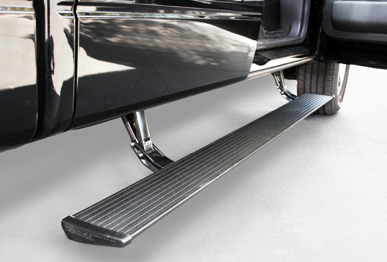 AMP Research 76151-01A Black Running Board