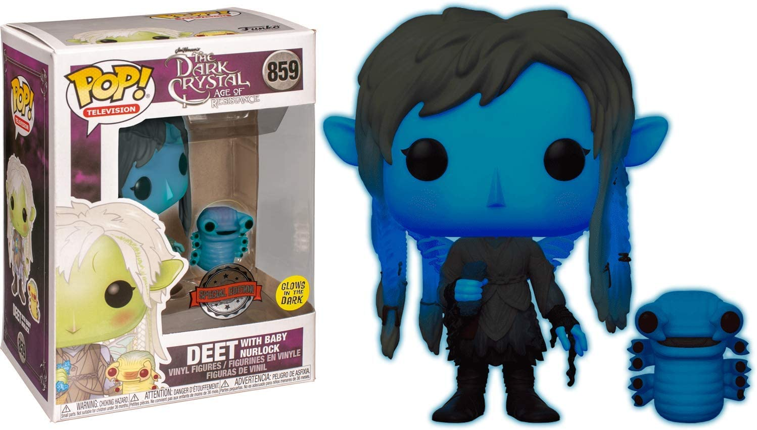 The Dark Crystal Age of Resistance Rian Funko Pop