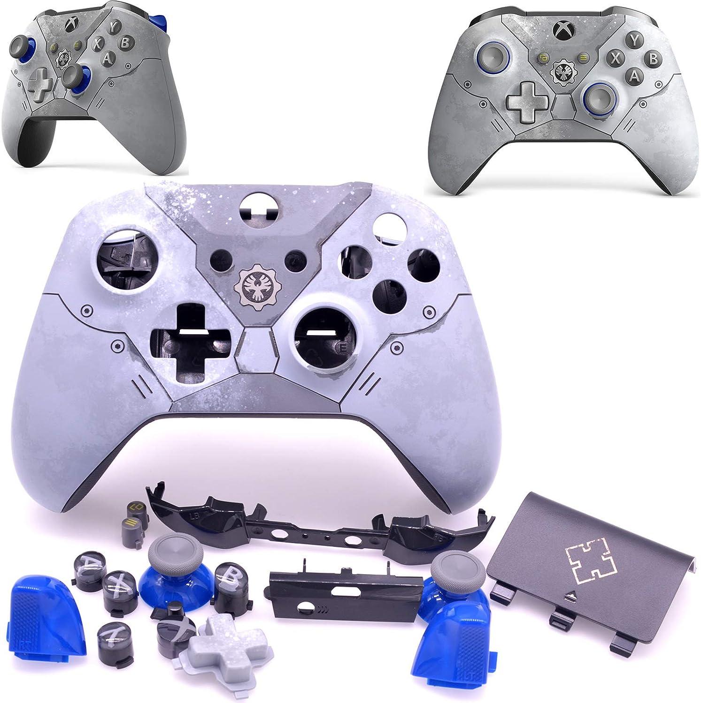 Deal4GO - Carcasa de Repuesto para Mando inalámbrico Xbox One 1708 ...