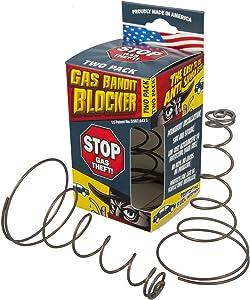 Stanco GBB-01 Gas Bandit Blocker - Fuel Anti-Siphon Device 2-Pack