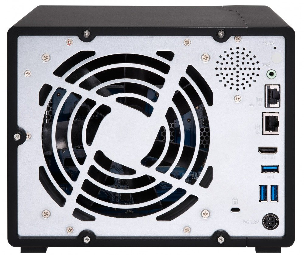 QNAP TVS-951X-2G-US 5+4 Bay NAS Intel Celeron Dual-Core 1.8 GHz, 2GB DDR4 1 X 10GbE Nbase-T LAN, 1 X GbE LAN, 1 x HDMI by QNAP (Image #3)