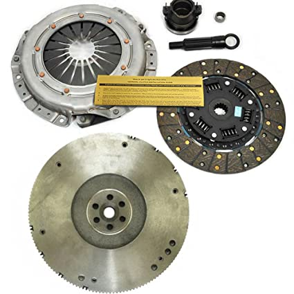 Amazon.com: EFT HD POWER CLUTCH KIT& OE FLYWHEEL fits 1994-2002 JEEP CHEROKEE / WRANGLER 2.5L: Automotive