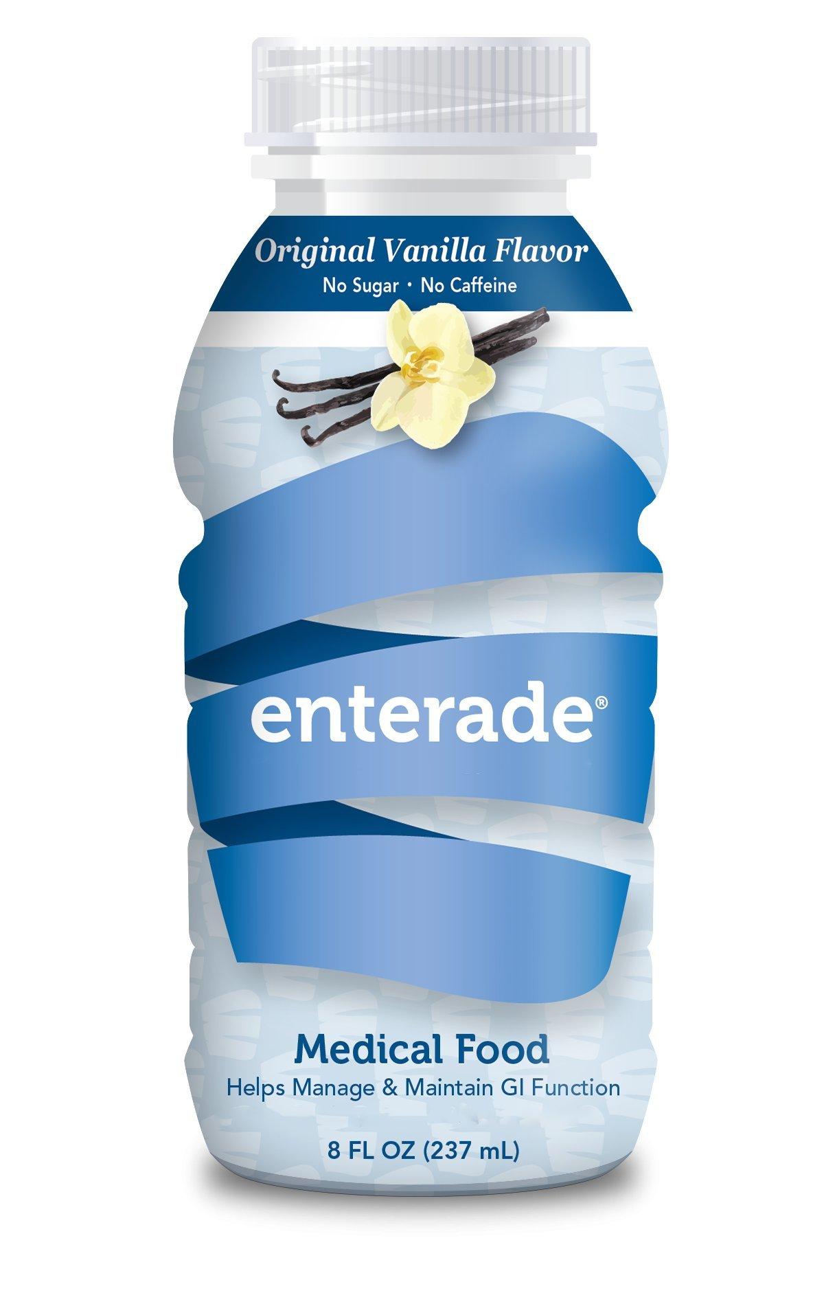 enterade AO - Vanilla (12 Pack). by enterade