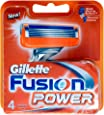 Gillette Fusion Power Blades - Pack of 4