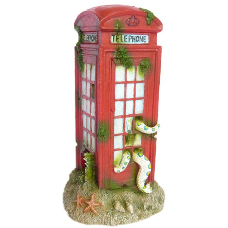 Buy fish for aquarium london - Aquarium Fish Tank Ornament Phone Box Large Detailed