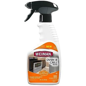 Weiman 16 oz. Oven Cleaner