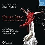 Albinoni: Opera Arias And Concertos - The Baroque Project, Vol. 4
