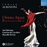 Albinoni: Opera Arias And Concertos-The Baroque Project V