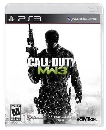 Amazon Com Call Of Duty Modern Warfare 3 Playstation 3