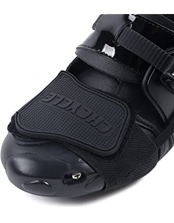 Madbike Gear Shifter Accessoires pour Chaussures Bottes de Moto Protector  (Black) f83800c91228