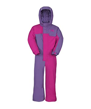 b673624416ae The North Face Toddler G Insulated Jump Up Suit - Color  Fusion Pink ...