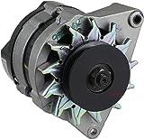 amazon com new alternator fits mahindra tractor 12v 36amp