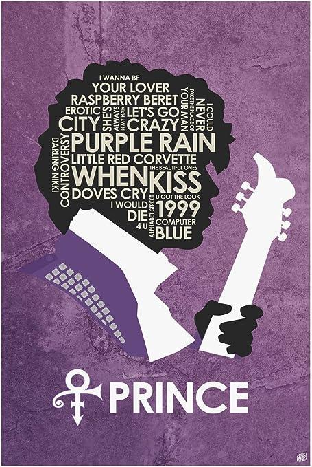 Prince Poster SKU 40050