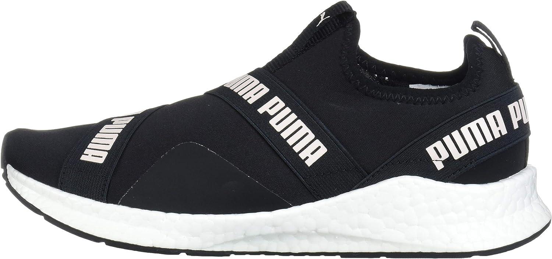 PUMA Womens Nrgy Star Slip-on Sneaker