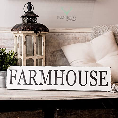 Amazon Rustic Farmhouse Sign Rustic Signs Rustic Home Decor Enchanting Home Decor Signs Shabby Chic