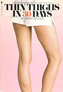 Thin thighs in 30 days wendy stehling 9781585427970 amazon books thin thighs in 30 days fandeluxe Gallery