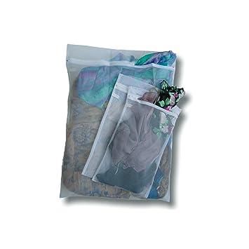 Home & Garden Wäschenetz Xl Mit Reißverschluss 50 X 40 Cm Wäschesack Wäschebeutel Laundry Supplies 2 St