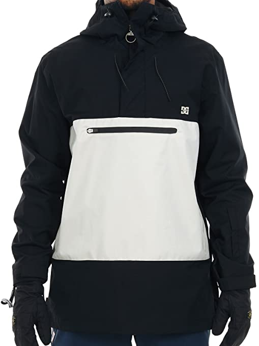 Giacca Snowboard Dc Rampart Nero (L  25b978f9ece5