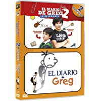 Diario De Greg 1 + Diario De Greg 2