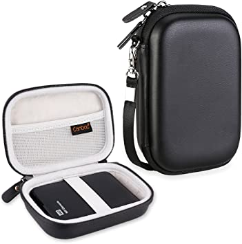Shockproof Protection Carrying Case Bag Storage For USB External HDD Hard Drive