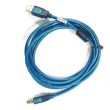 Cable USB 2.0 Impresora Escáner Conector Productos. Para ...