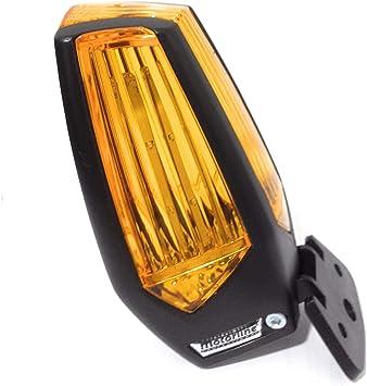 Motorline MP205 nueva lámpara destellante led multitensión para ...