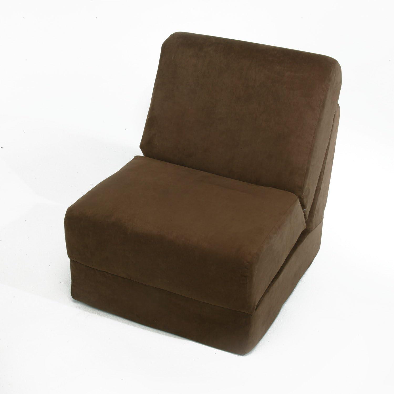Fun Furnishings Teen Chair, Brown