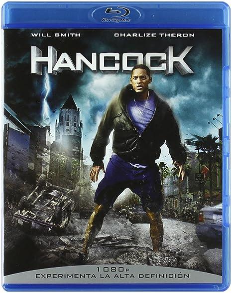 Hancock [Blu-ray]: Amazon.es: Eddie Marsan, Will Smith ...