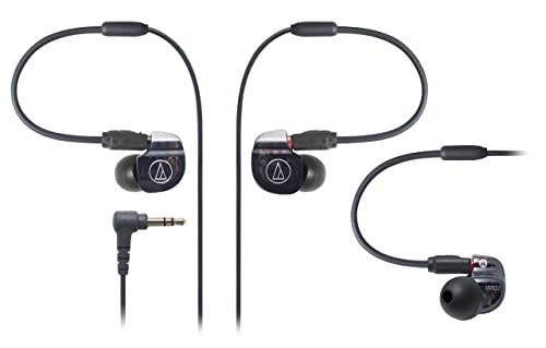 Audio-Technica ATH-IM02 SonicPro Balanced In-Ear Monitors