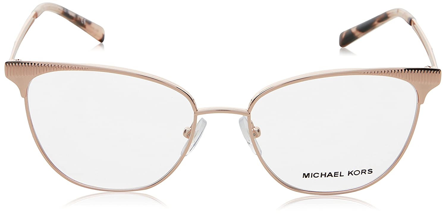 b81b9a502d919 Eyeglasses Michael Kors MK 3018 1194 ROSE GOLD-TONE at Amazon Men s  Clothing store