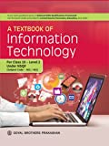 A Textbook of Information Technology for Class X Level 2