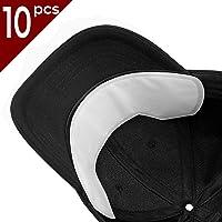 Hat Liner, Men's Golf Caps, Cap Protection, Men's Sports Hats & Caps, 10 Pack