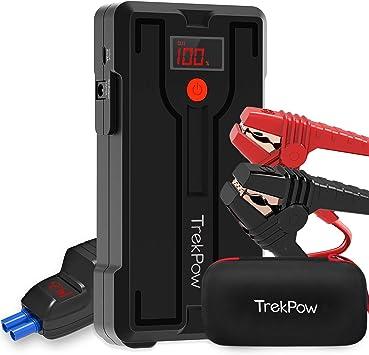 Amazon.com: TrekPow - Batería de arranque para coche G39 ...