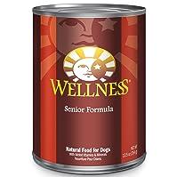 Wellness Complete Health Natural Wet Canned Dog Food Senior Formula