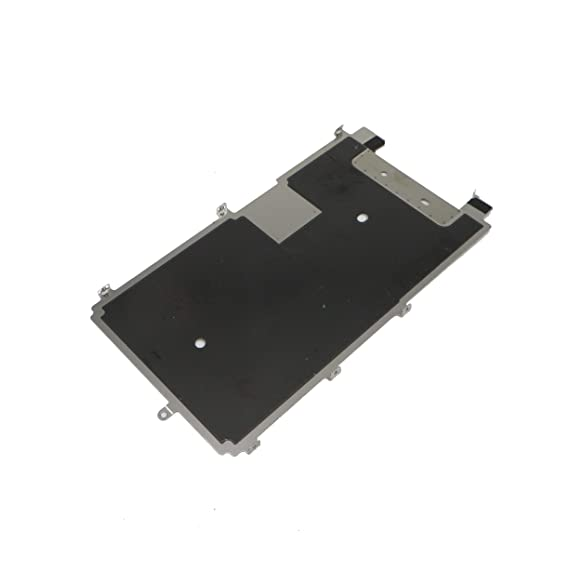 premium selection d489c 3742d LCD Screen Shield Back Plate Metal Bracket Frame for iPhone 6S, Screen Back  Shield Plate Replacement Part with Heat Dissipation Pre-Installed for ...
