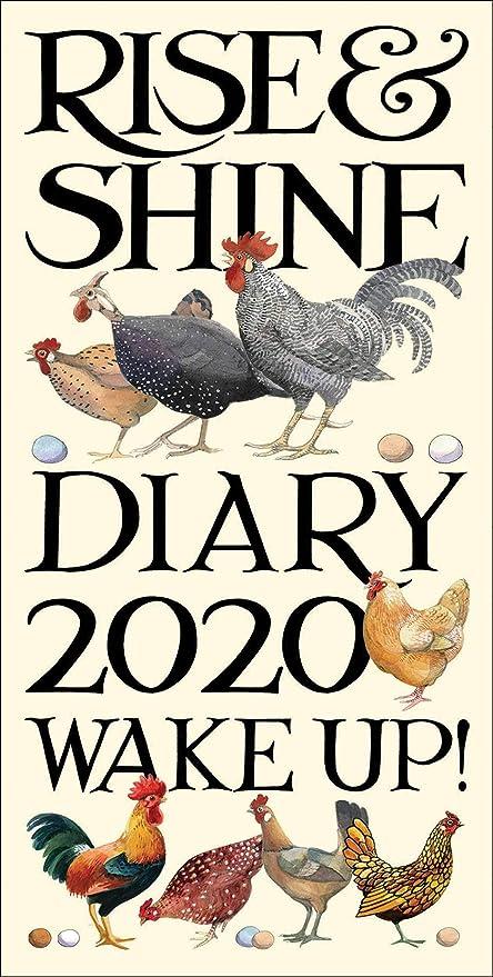 Emma Bridgewater - Agenda (2020), diseño de gallinas: Amazon ...