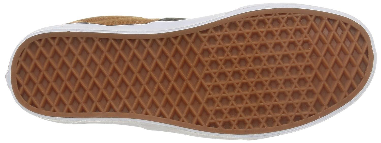 Vans Unisex Era 59 Skate Shoes B00YVUGI74 6.5 M US|Rubber/Black