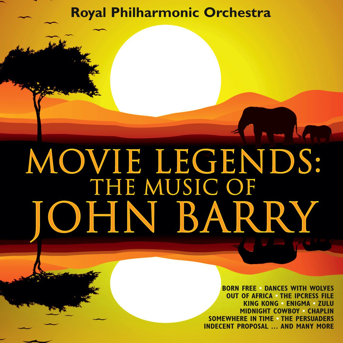 Movie Legends: Music of John Barry