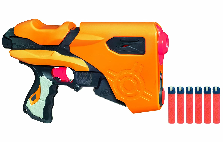 Spielzeug für draußen Nerf Dart Tag Speedload  6