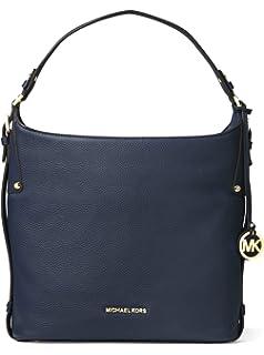 MICHAEL MICHAEL KORS Womens Bedford Large Leather Shoulder Bag Handbag