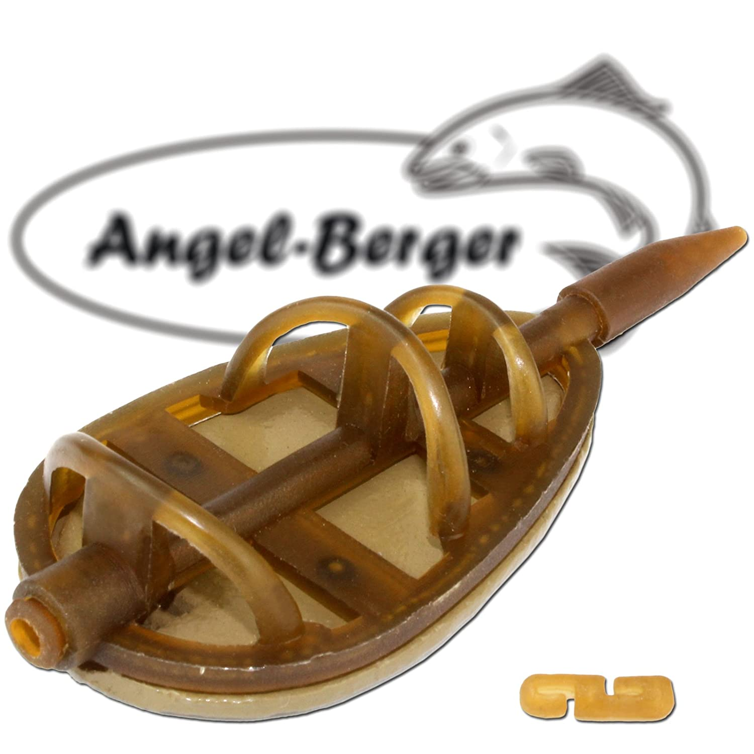 Angel-Berger Magic Baits Ready2Fish Complete Method Feeder Rig in Box