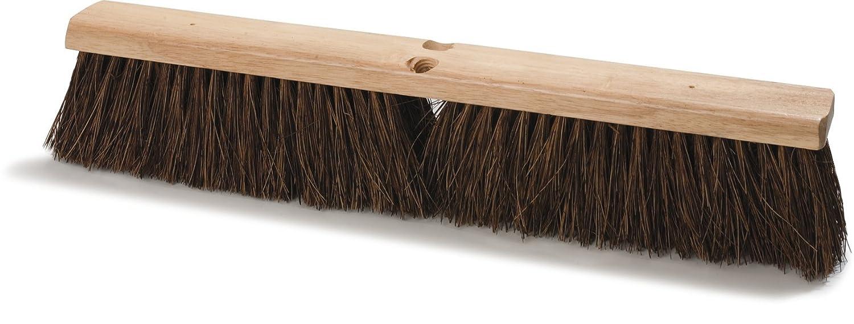 Carlisle 3621913600 Hardwood Block Garage Sweep 36 Block Size 4 Bristle Trim