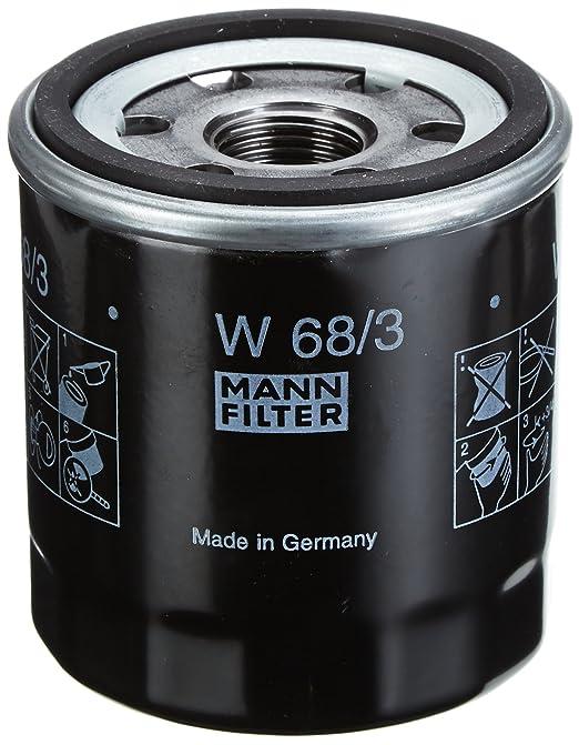 4 opinioni per Mann+Hummel W683 Filtro dell'olio