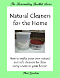Natural Cleaners for the Home