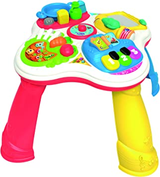 Chicco 00007653000100 – Mesa de Juegos Hobbies D/GB: Amazon.es ...
