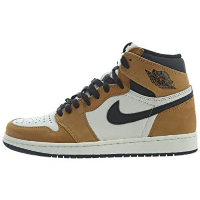 60bc19931b5b72 Jordan Nike 1 Retro High Rookie of The Year Mens Style  555088-700 Size