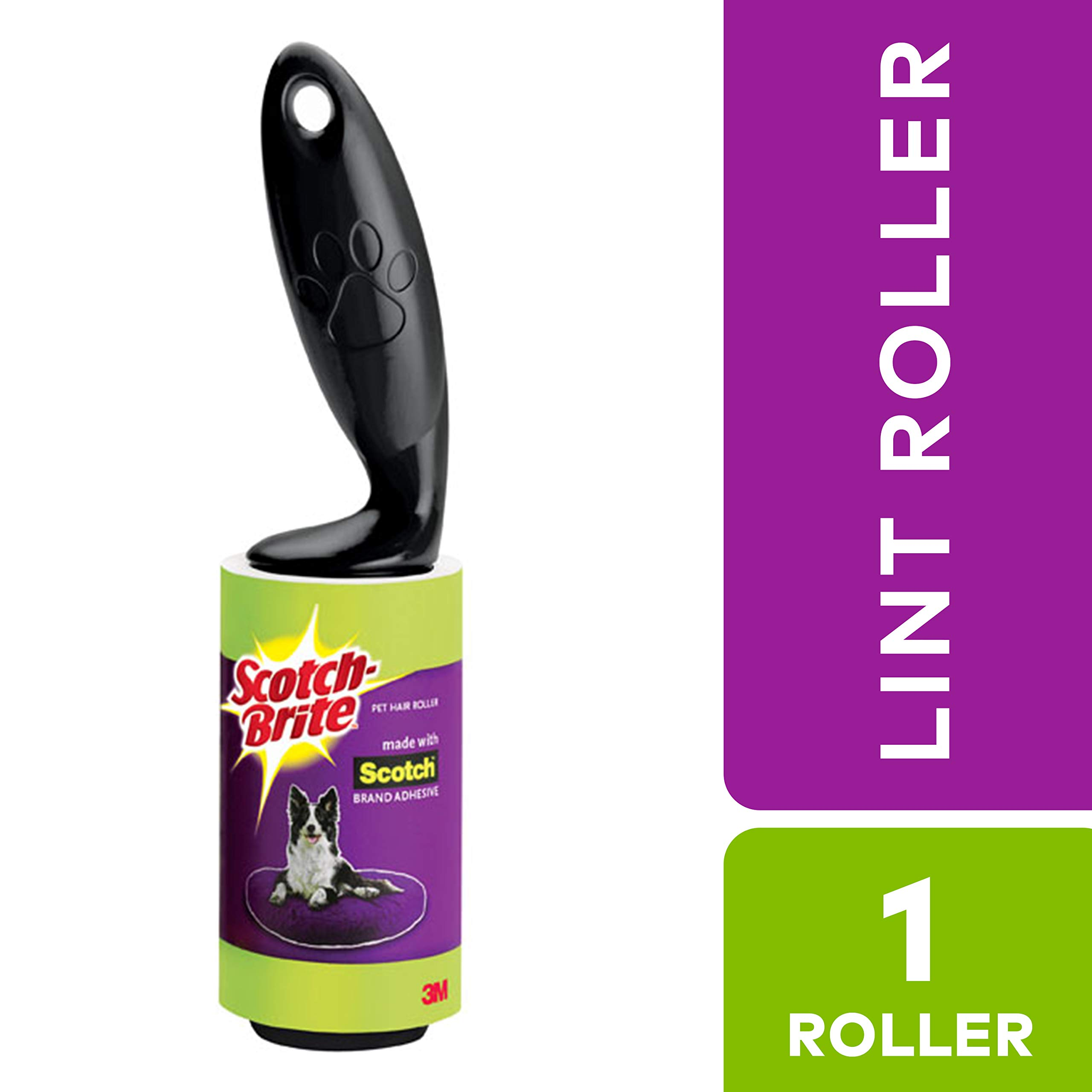 3M 839R-70 839RS-70 Lint Roller, Single