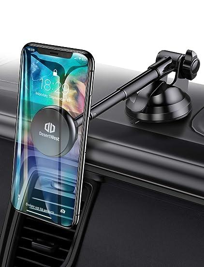 Amazon.com: Soporte magnético para teléfono de coche ...