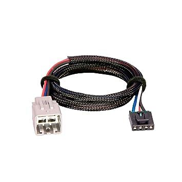 amazon com tekonsha 3065 p brake control wiring adapter for ford